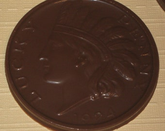 One dozen lucky penny chocolates party favors