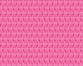 COUPON CODE SALE - Riley Blake Designs, Snug as a Bug, Snails, Pink, 100% Cotton Quilt Fabric, Tonal Pink, Hot Pink, Quilting Fabric