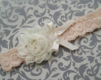 Wedding Garter Bridal Garters Ivory Lace Garter wedding accessories garder