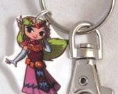 Princess Zelda Key-chain