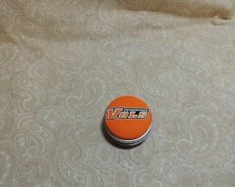 Tennessee / Vols Tooth Fairy Box, Trinket Box, Pill Box