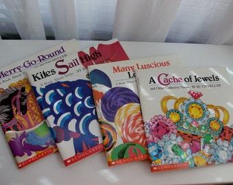 4 Parts of Speech Children's Books