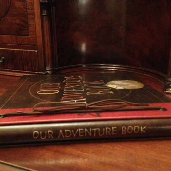 Adventure Book Scrapbook – Jerusalem House