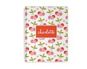 Personalized School Supplies - CHERRIES Collection (folder, notebook, binder, etc)