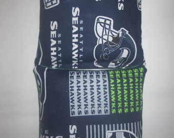 Seattle Seahawks Cornhole Bags -FREE SHIPPING- Cornhole or Baggo Bean Bag Toss - Set of 8