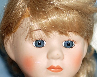 vintage ceramic doll's head, Home Decor, doll's parts, collectibles, cool vintage, UA