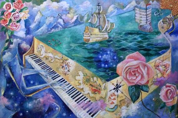 Surr alisme peinture peinture conceptuelle peinture for Peinture conceptuelle