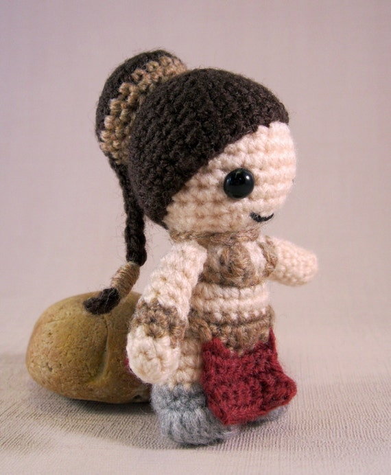Amigurumi Sewing Machine Pattern : PDFs of any 3 Star Wars Mini Amigurumi Patterns