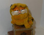Dakin Garfield Stuffed Cat