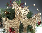 Horse Ornament - Christmas Ornament - Christmas Tree - Ready to Ship