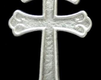 CR-01 Fancy Cross of Lorraine