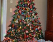 EZ-TREE alternative christmas tree   cardboard christmas tree by Bettinelli