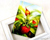 Fresa fresca - Postcard