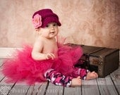 Pink and Black Camouflage Baby leg Warmers Sale