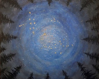 Constellation Series - Circle Dance