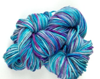 CENTER CITY - Superwash Merino Wool - worsted