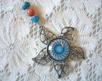 Southwest Pendant #2 Free Shipping in USA