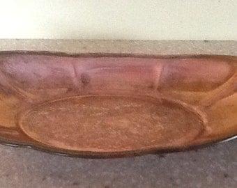 Vintage Coppercraft Guild Tray