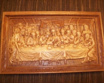 Popular Items For Last Supper Picture On Etsy