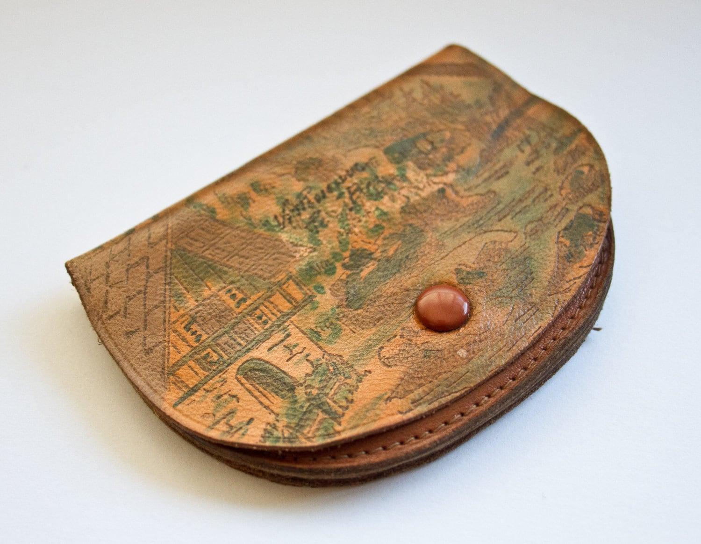 Coin Purse Vintage 54