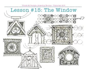 Think & Design 15 The Window PDF tutorial