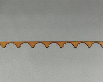 Decorative accent wood trim 42