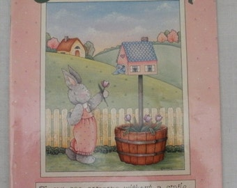 Country Folk Volume 5 Tole Painting Book - Darcie Hunter