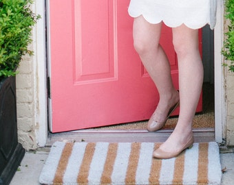 Cabana Striped Doormat