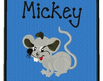 Rat Cage Banner-Personalized