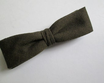 Mens San Francisco 49ers Bow Tie