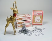 Ornament Hangers vintage wire hangers for Christmas decorations -  lot of 4 boxes
