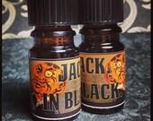 Jack. In Black. - 5mL Perfume Oil