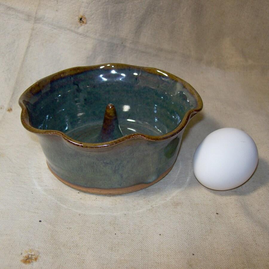 Vintage Sandra O Quinn Pottery Apple Baking Dish