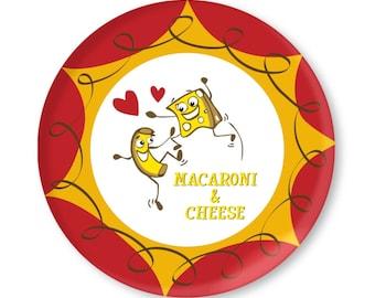 Macaroni & Cheese Plate