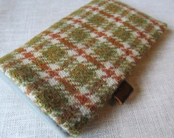 NEW iphone 6 Cover Harris Tweed  Samsung S4