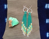 Kata Fringe Earrings : re...