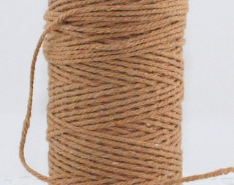Baker's Twine, Brown Baker's Twine, 10 yards, Bakery Twine, Bakery Supplies, Wedding, Christmas, Gift Wrapping, Party Supplies, Kids Crafts