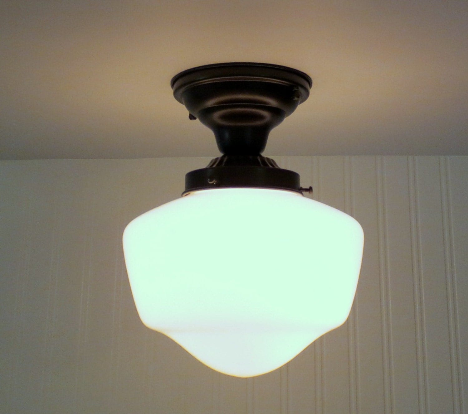 Machias CEILING LIGHT Fixture Replica Schoolhouse Farmhouse