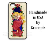 Sleeping Beauty iPhone case, Disney Princess Aurora, Maleficent's curse, iPhone 6 6S 4 4S 5 5S 5C, Briar Rose, pink gown, cell phone cover