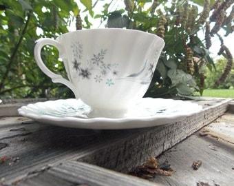 Fine Bone China Tea Cup Royal Doulton Set of Two
