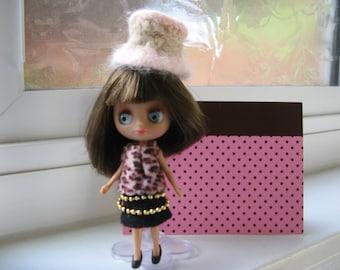 Petite Blythe, Mini Pullip, Little Dal, LPS Blythe Fashion Doll Clothing