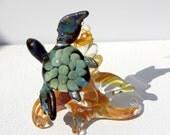 Shimmering Sea Turtle