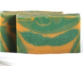 SALE - Emerald Isle Natural Goat's Milk Soap With Shea Butter and Irish Moss
