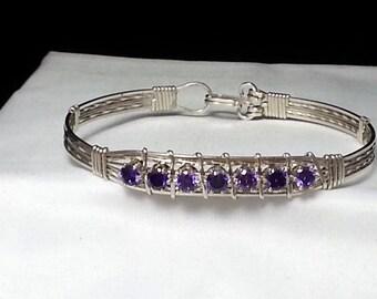 Elegant Gemstone Bracelet