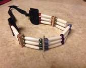 Two Spirit Choker Native American Made