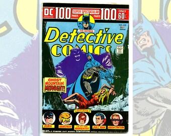 DC Batman's Detective Comics #440 May 1974