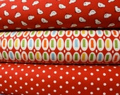 Pot Luck by American Jane for Moda Fabrics- 1 Yard Bundle (3 Yards)