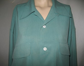 Vintage Silk Button Down Shirt by EQUIPMENT of France