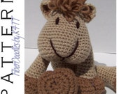 INSTANT DOWNLOAD : KISS Series - Camel Crochet Pattern