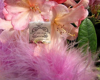Marabou Boa Feathers Violet Lilac Pink